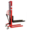 Hydraulic Pallet Stacker <br>Capacity: 1000kg<br>Model: KI1000